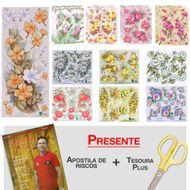 kit de artesanato de adesivos
