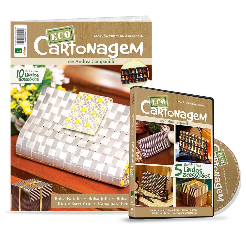 Bolsa De Mao Em Cartonagem Passo A Passo : Curso eco cartonagem com andrea campanilli