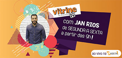 Banner Vitrine do Artesanato na TV