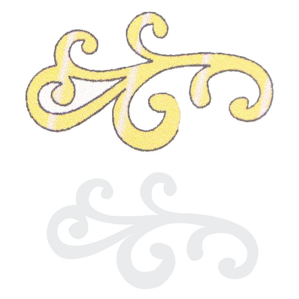 régua arabesco deize costa modelo 10 vitrine do artesanato