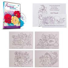 018319_1_Curso-em-DVD-Pintura-em-Tecido-Especial-Flores