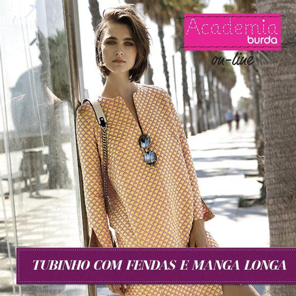 012661_1_Vestido-Tubinho-com-Fendas-e-Manga-Longa