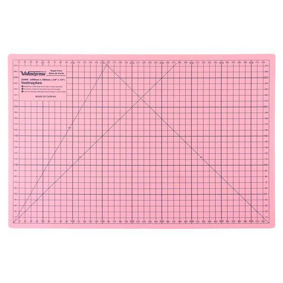 009133_1_Base-de-Corte-Dupla-Face-45x30cm-Rosa