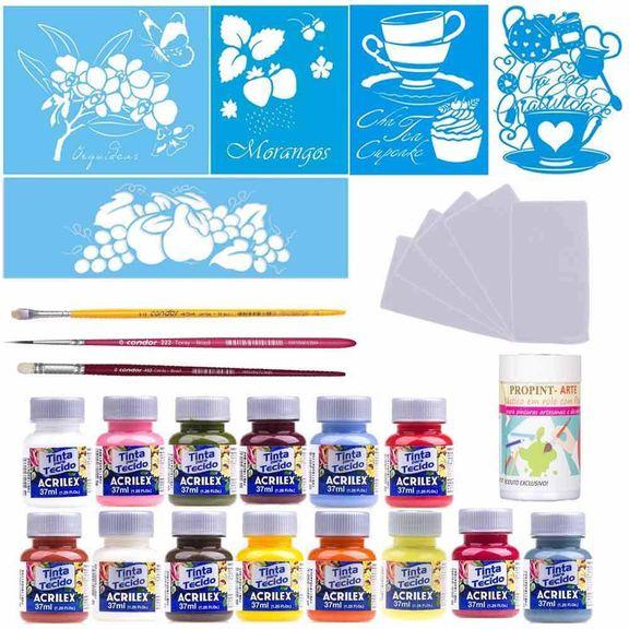 015821_1_Kit-Pintura-em-Tecido-com-Stencil