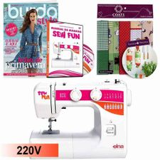 019168_1_Kit-Maquina-de-Costura-1000-Sew-Fun-Elna---Manual-em-DVD
