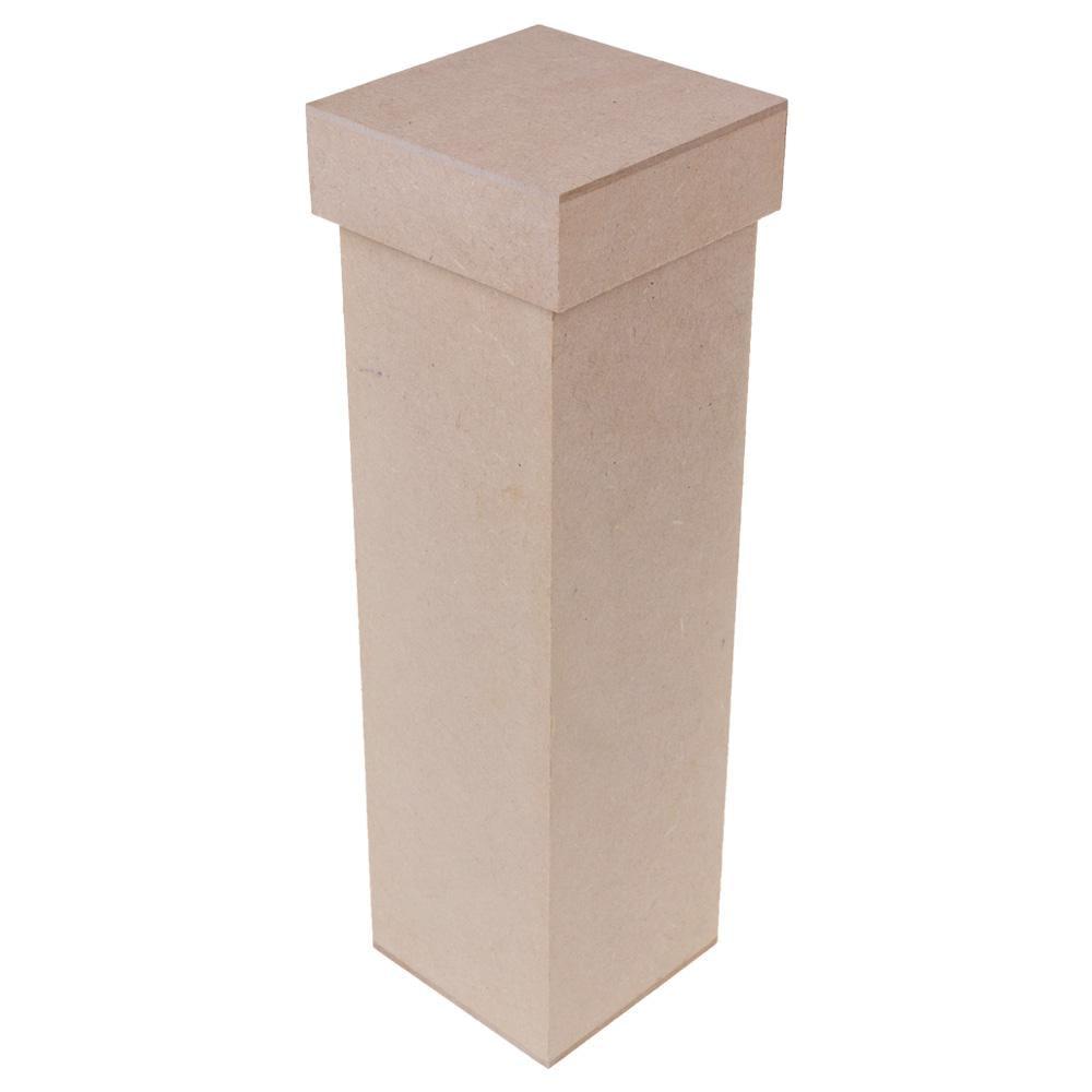 Caixa de Vinho Grande Mdf Vitrine do Artesanato - VitrineDoArtesanato 83ef315c408
