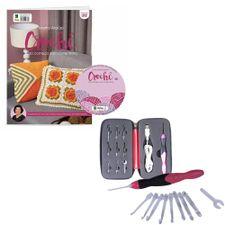 020377_1_Kit-Livro-Croche-Tudo-Comeca-com-Correntinha---Agulha-Led